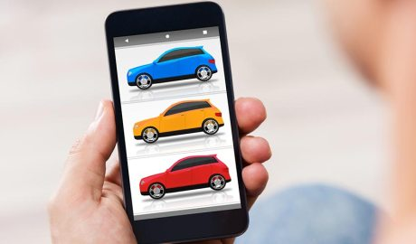 Ofertes de vehicles en el mòbil
