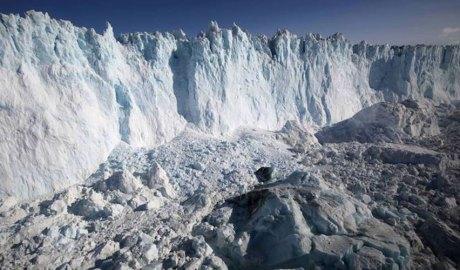 Desglaç a Groenlàndia