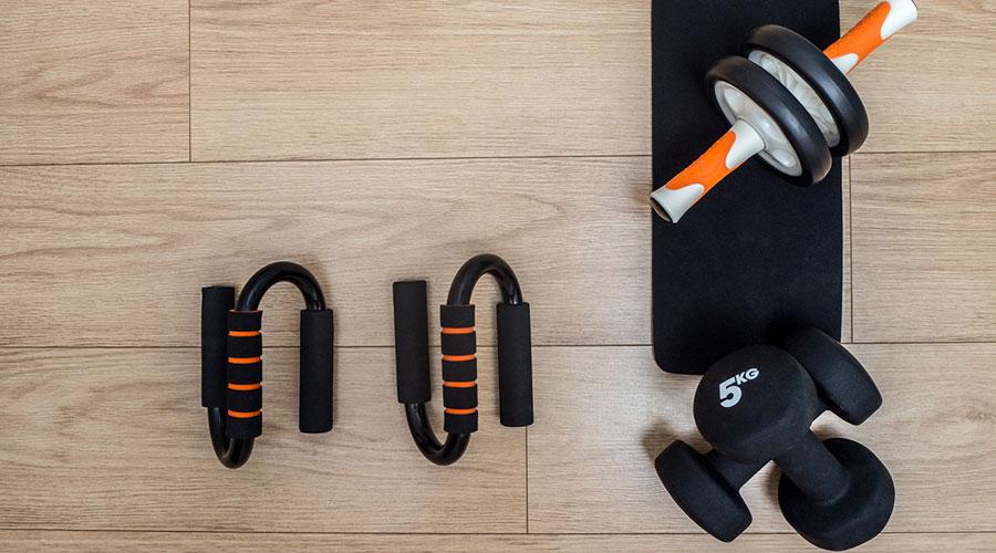 Material per a fer exercici