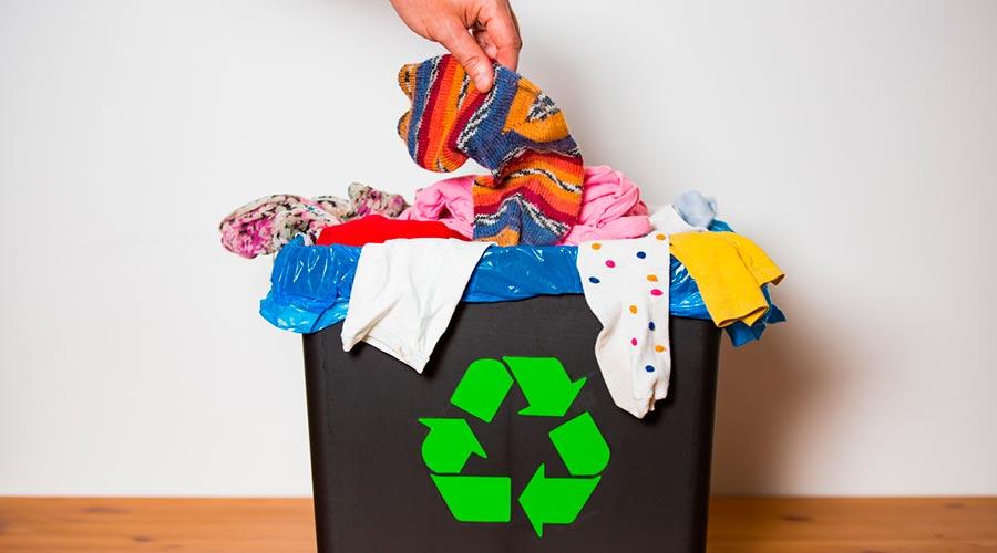 Roba reciclada