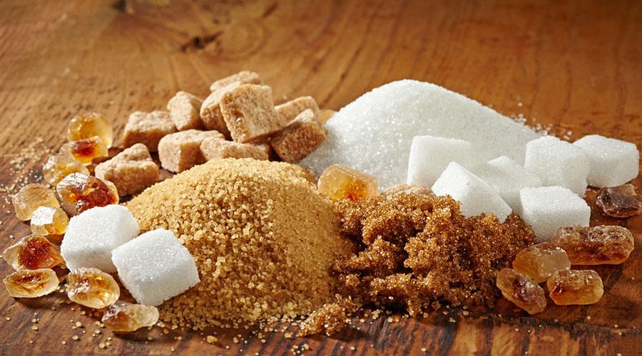Diferents tipus de sucres