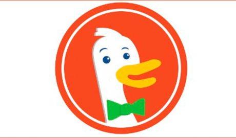Logotip de DuckDuckGo