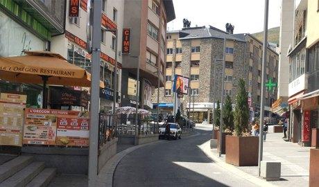 Un carrer al Pas de la Casa