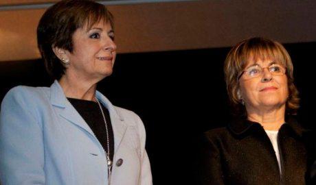 Imma i Joana Amat, de Finques Amat
