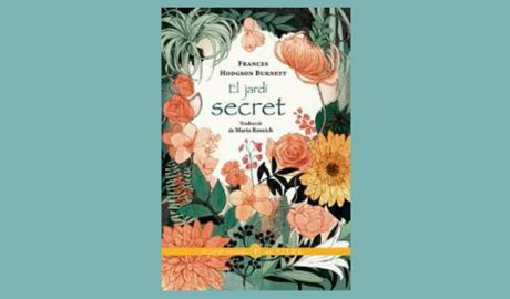 Portada del llibre El jardí secret