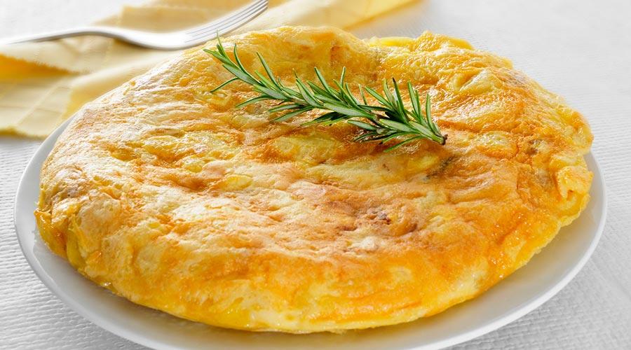 Truita de patates
