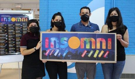 Presentació de les activitats de l'Insomni21