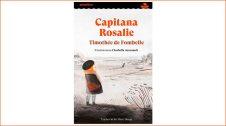 """Portada del llibre """"Capitana Rosalie"""""""