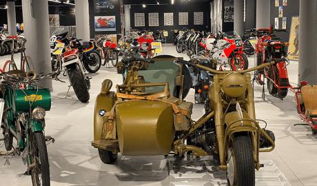 Museu de la Moto