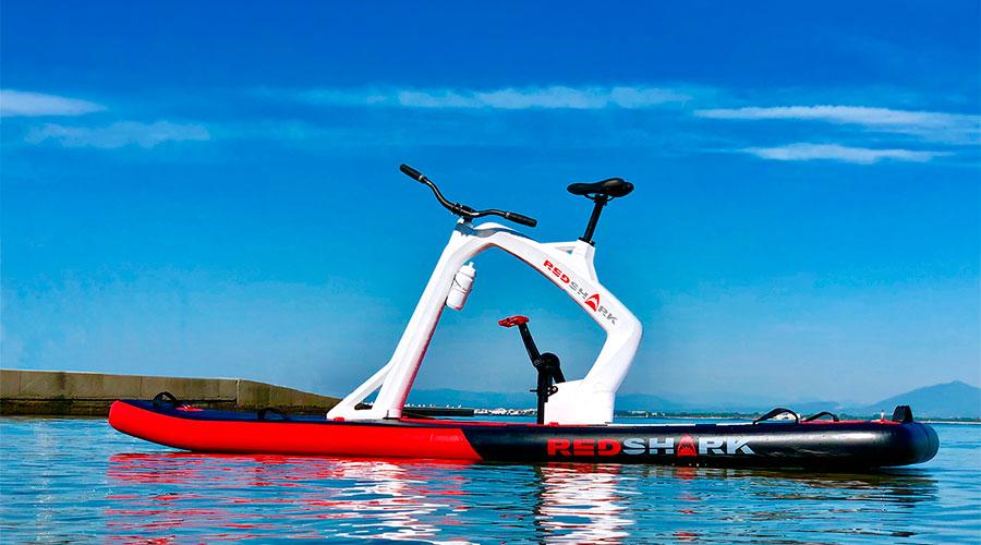 Bicicleta d'aigua