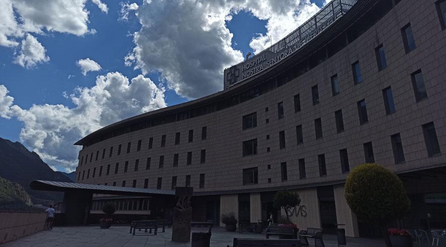 L'Hospital Nostra Senyora de Meritxell (Fòrum.ad)