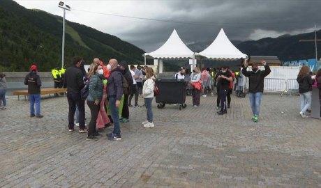 La plataforma de Soldeu en cancel·lar el concert de David Guetta