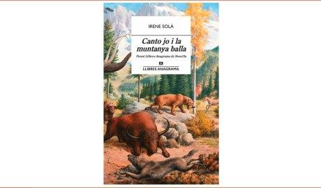 Portada del llibre Canto jo i la muntanya balla