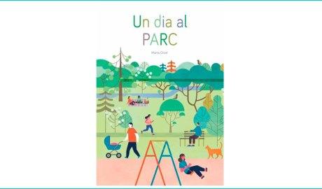 Portada del llibre Un dia al parc