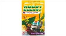 Portada del llibre Roc Rocafort i el Robot Gegant vs. els vídeo voltors de Venus