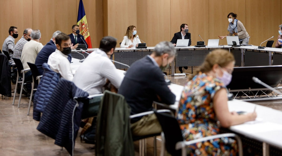 Calvó presidint la Comissió Nacional de l'Energia i el Canvi Climàtic