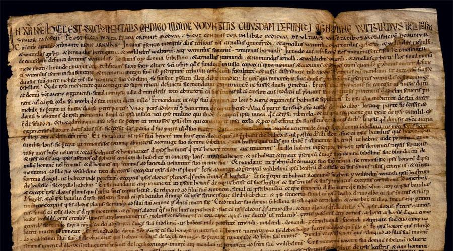 Fragment del Liber Iudicum