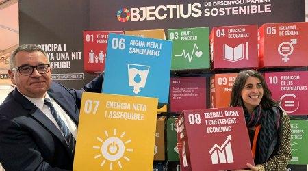 Moles i Jiménez amb els Objectius de Desenvolupament Sostenible