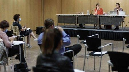 Jornada formativa sobre violència de gènere amb el Col·legi Oficial d'Advocats d'Andorra