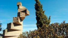 Monument a Ramon Llull a Montserrat (Flickr / Marcos)
