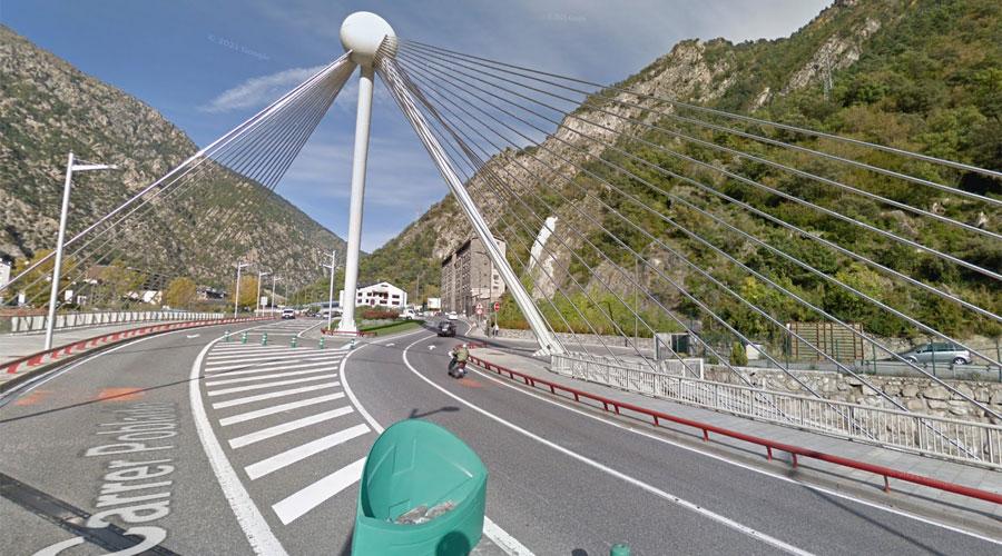 El pont de Madrid