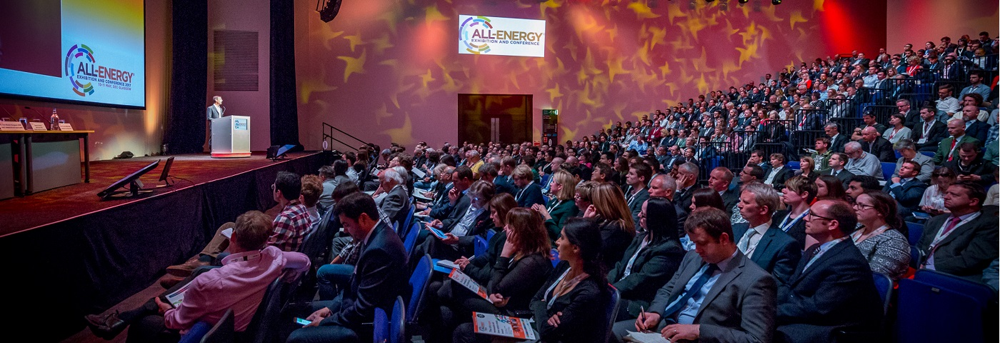 Be Inspired and Informed by all the All-Energy/SUMS 2018 Conferences in Glasgow