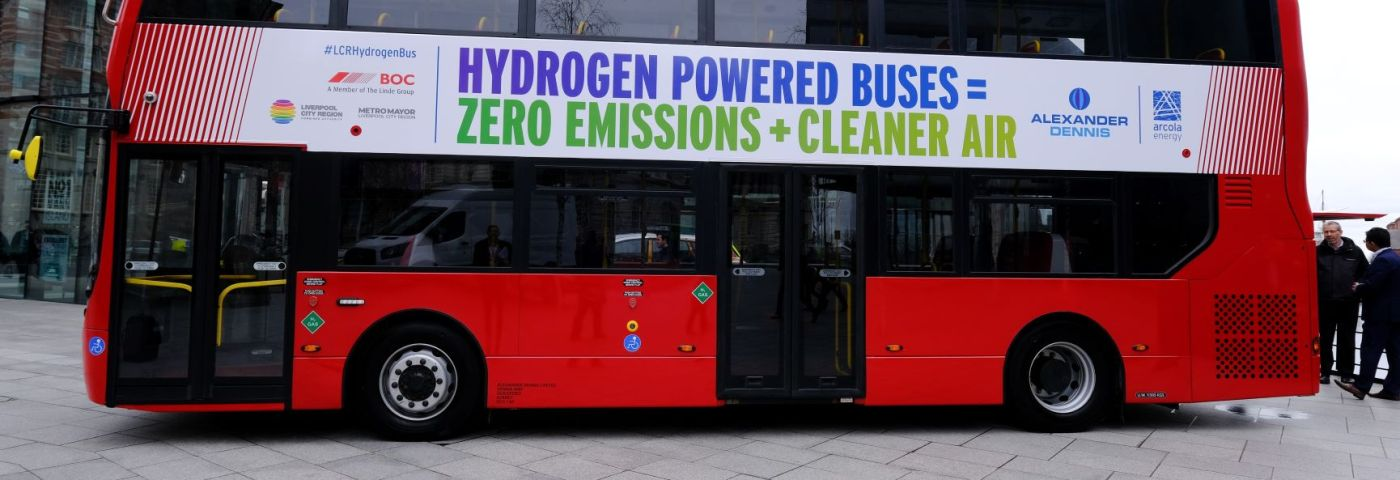 HYDROGEN WELL TO THE FORE AT ALL-ENERGY AND DCARBONISE