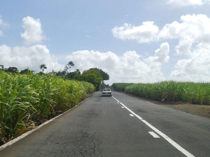 Маврикий аренда машины