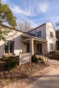 Foutch Alumni House