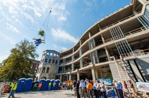 academic and dining topping out-109-L