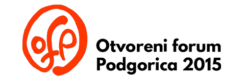 Održan Otvoreni forum Podgorica 2015