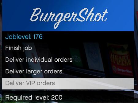 burgershot level