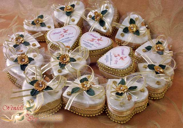 What Unique Wedding Favors/gifts Would You Get Your Guests