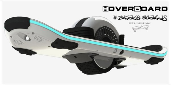 (See warning note) Introducing the New Electric Skateboard ...