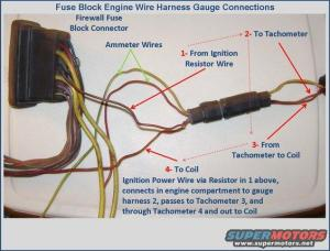 INFO: 72  79 Gauge Clusters and Wiring  The Ford Torino