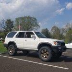 Trd Pro 17 Wheels On 3rd Gen 4runner Ih8mud Forum