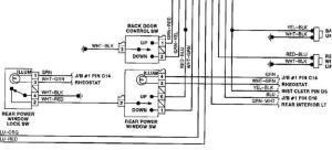 4runner Rear Window Switch Wires   IH8MUD Forum