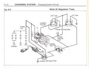 3B Alternator plug wires | IH8MUD Forum