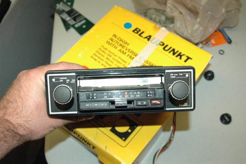 Fj40 Stereo Install