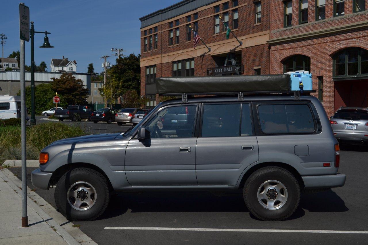 1996 Tacoma Toyota Truck Cap