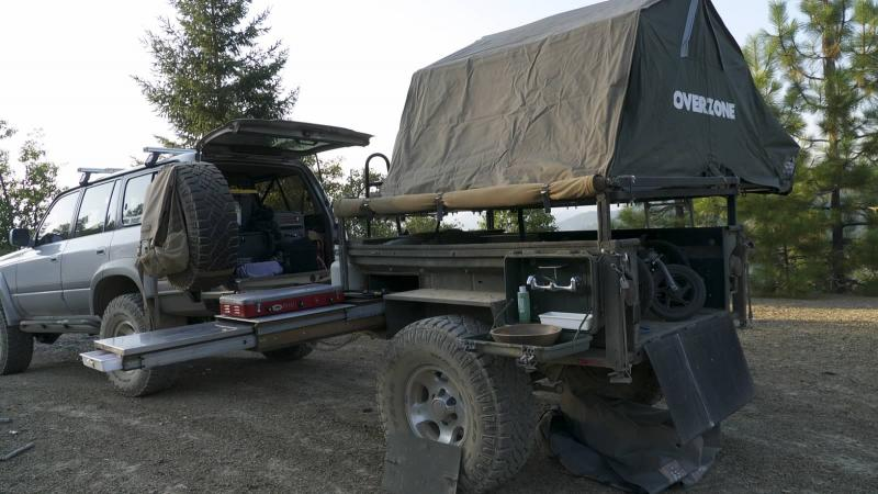 For Sale Expedition Ready M416 Trailer Norcal Ih8mud