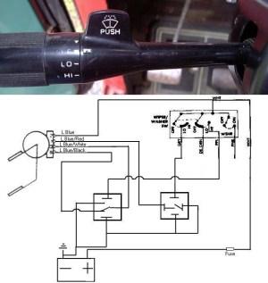 GM column mount wiper switch install | IH8MUD Forum