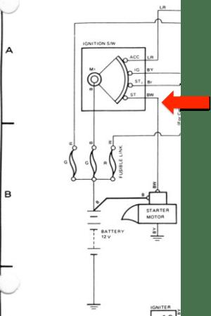 Need source of ignition (startcrank) 12v | IH8MUD Forum