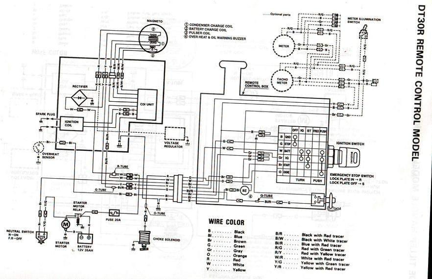 fj1100 yamaha wiring diagram