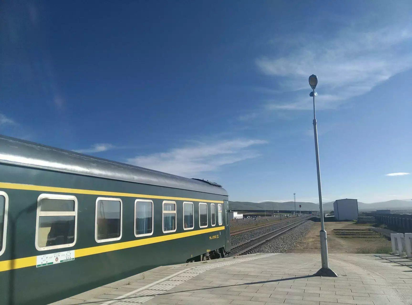 [27P][一路向西,坐上火車去西藏] - 六維空間