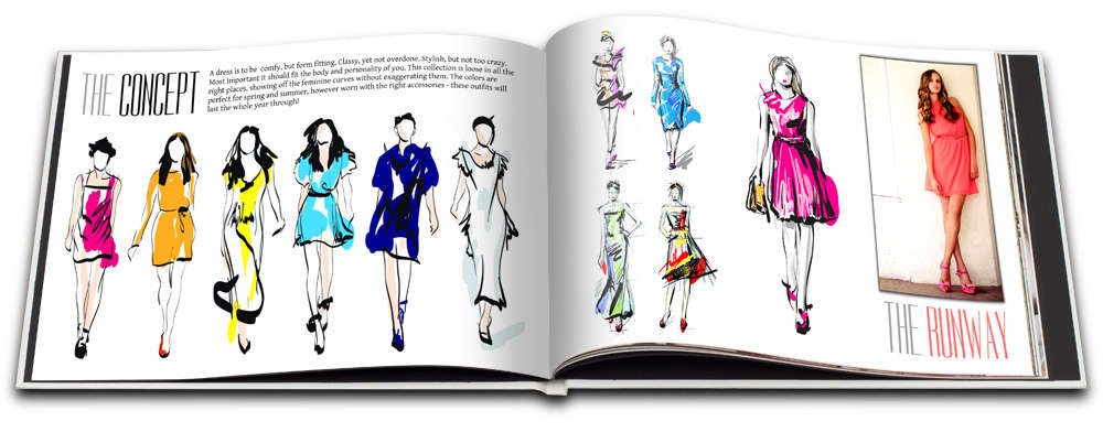 Preparing Your Professional Fashion Portfolio Art 492