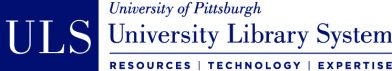 University of Pittsburgh ULS