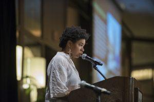 Photo of Rasheedah Phillips by Gary Yon