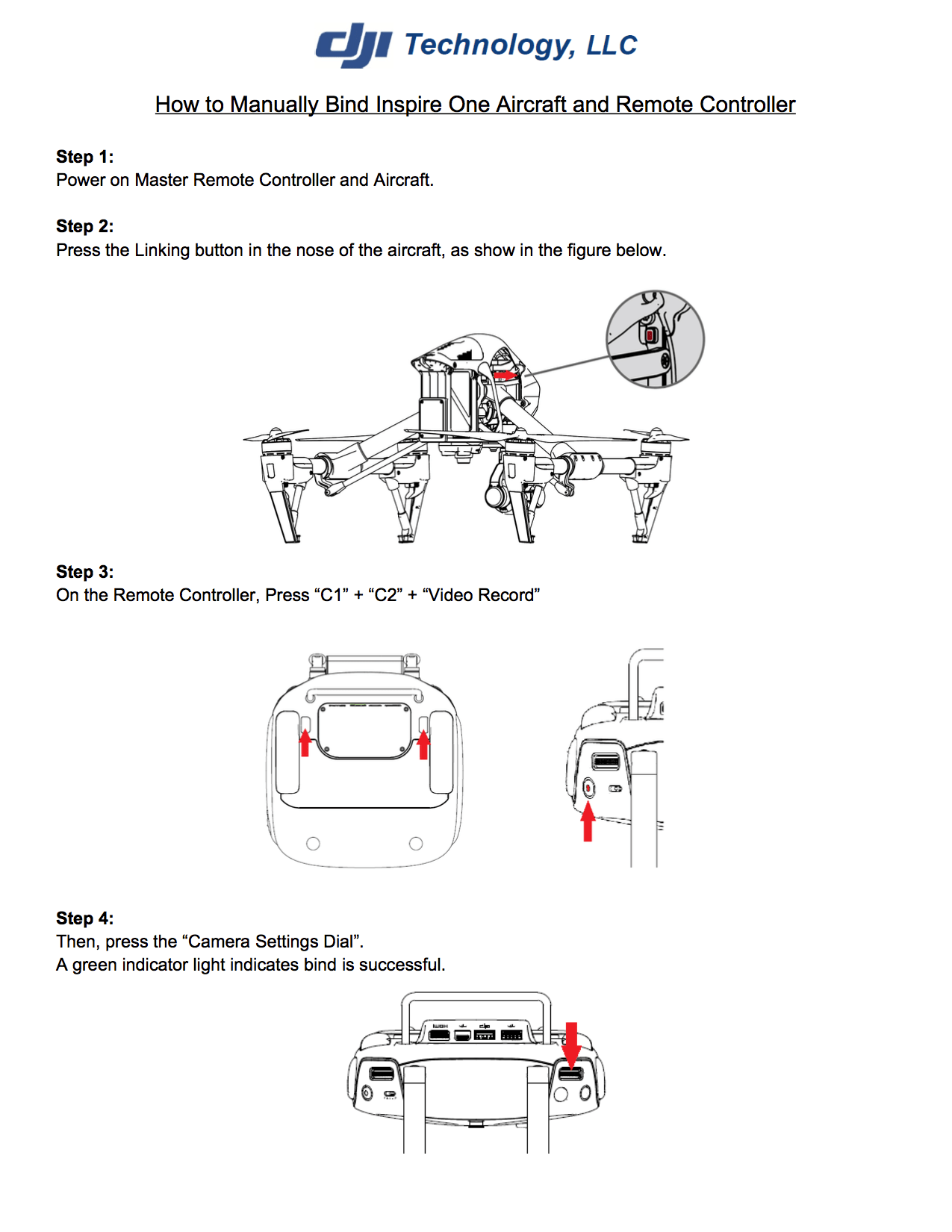Serious Issue My Inspire1 Is Now A Brick