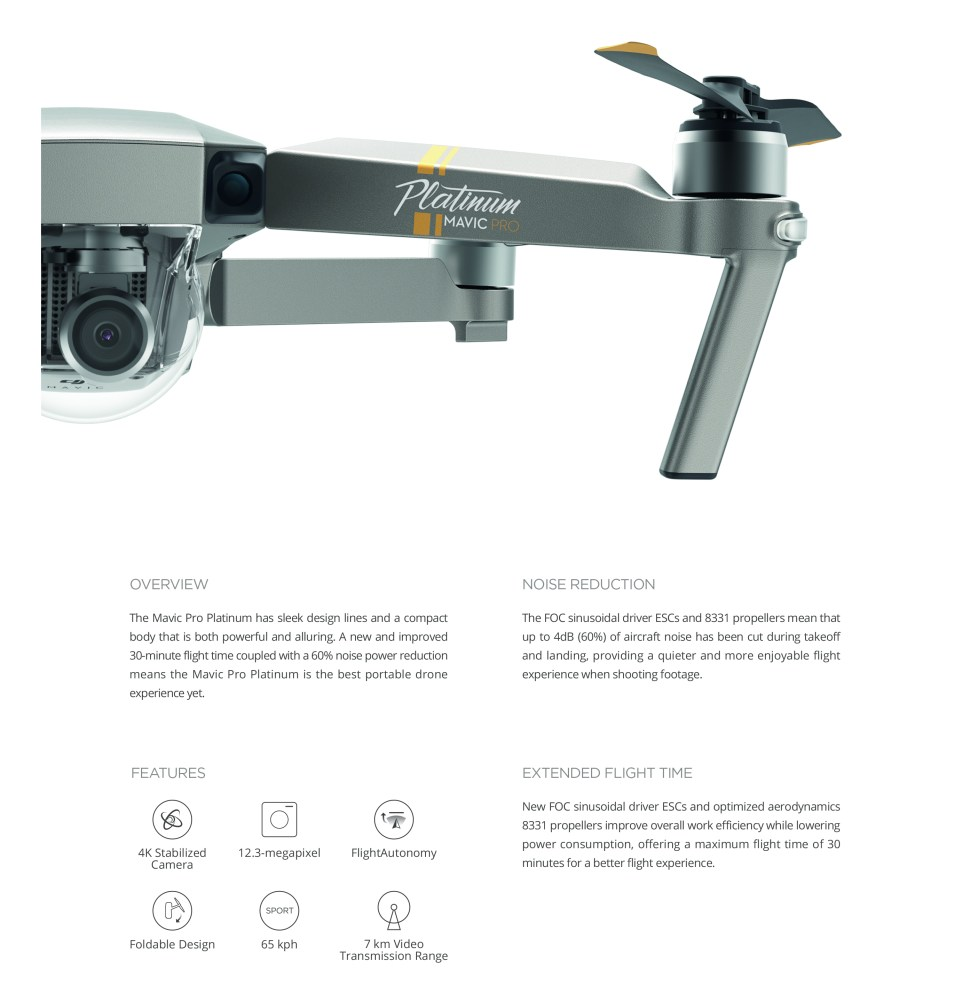 fpvcrazy 125219vc8dm33232hhl293 The New And Improved Mavic Pro Platinum GUIDE TO BUY DRONE Tech Talks